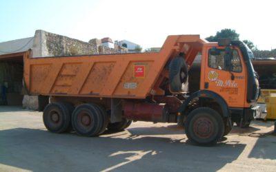 Transportes y gruas en Menorca
